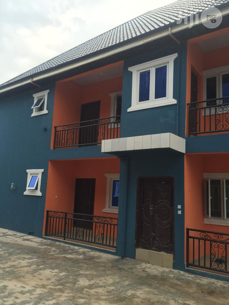 2 Bedroom European Standard Apartment For Rent In Port-harcourt