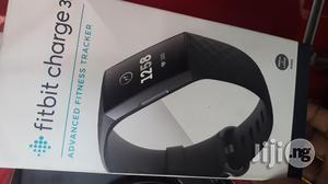 Fitbit Charge 3 - Black | Smart Watches & Trackers for sale in Lagos State, Ikeja