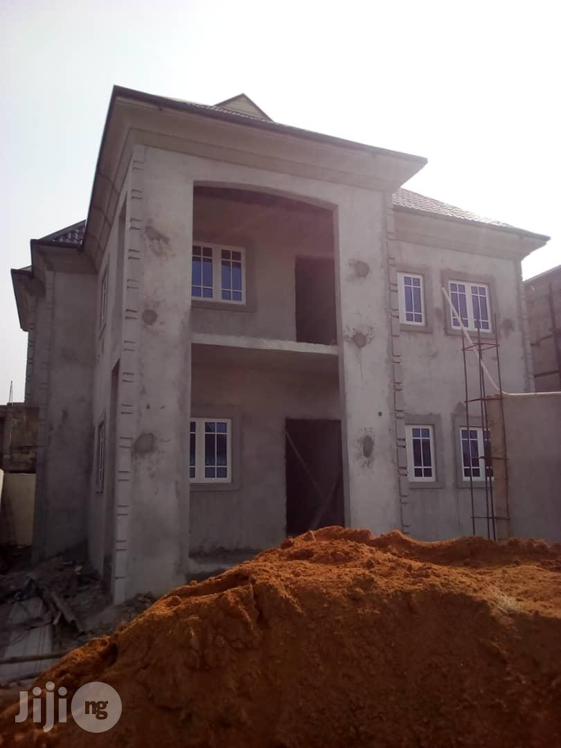 4 Bedroom Uncompleted Duplex House For Sale In Port-harcourt