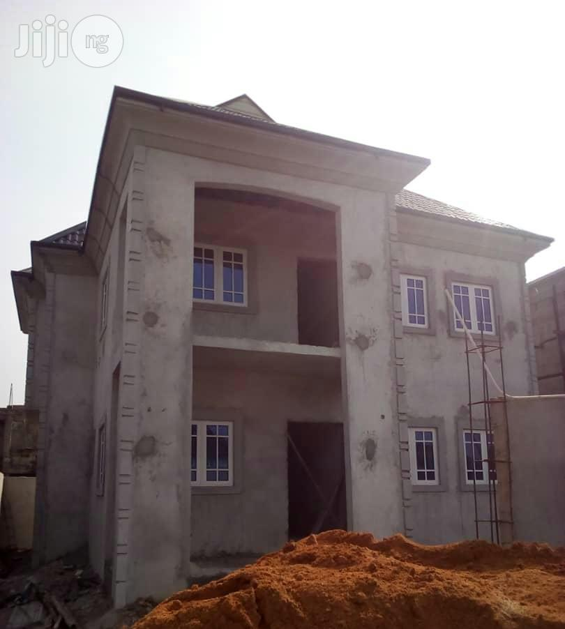 4 Bedroom Uncompleted Duplex House For Sale In Port-harcourt   Houses & Apartments For Sale for sale in Port-Harcourt, Rivers State, Nigeria