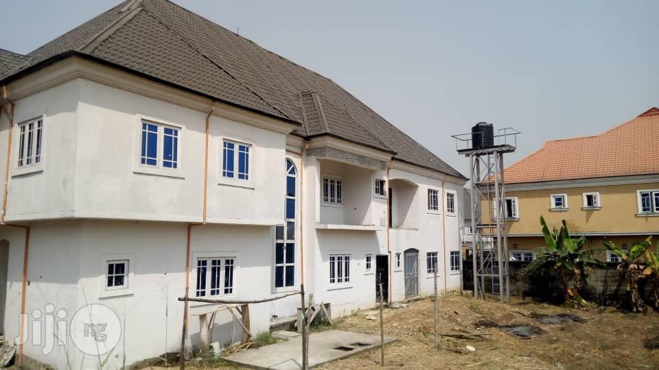 4 Bedroom Duplex House With 2 Bedroom Flat For Sale In Port-harcourt
