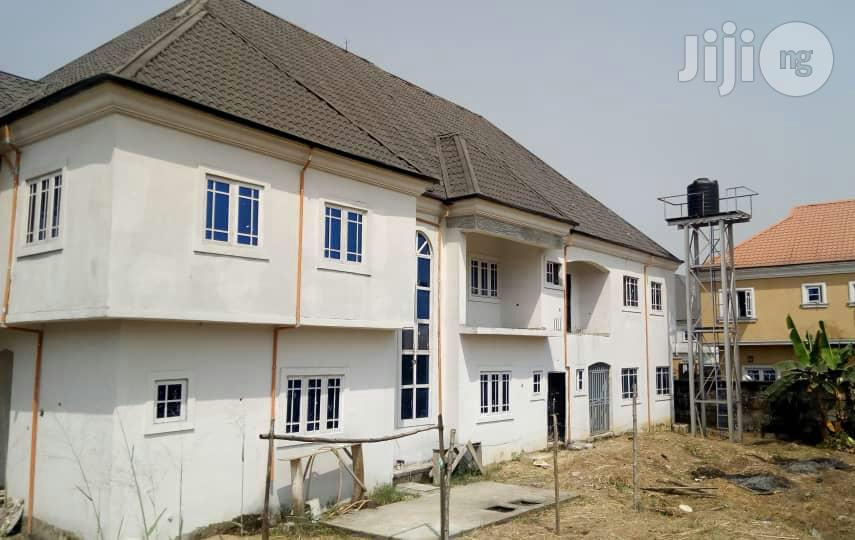 4 Bedroom Duplex House With 2 Bedroom Flat For Sale In Port-harcourt   Houses & Apartments For Sale for sale in Port-Harcourt, Rivers State, Nigeria