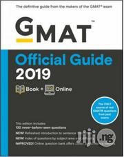 GMAT Official Guide 2019: Book + Online | Books & Games for sale in Lagos State, Ikeja