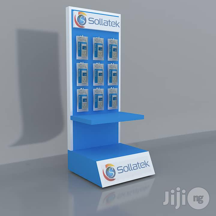 Signage (Display Stand)