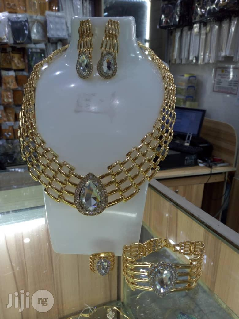 Jewelry Stone Set   Jewelry for sale in Surulere, Lagos State, Nigeria