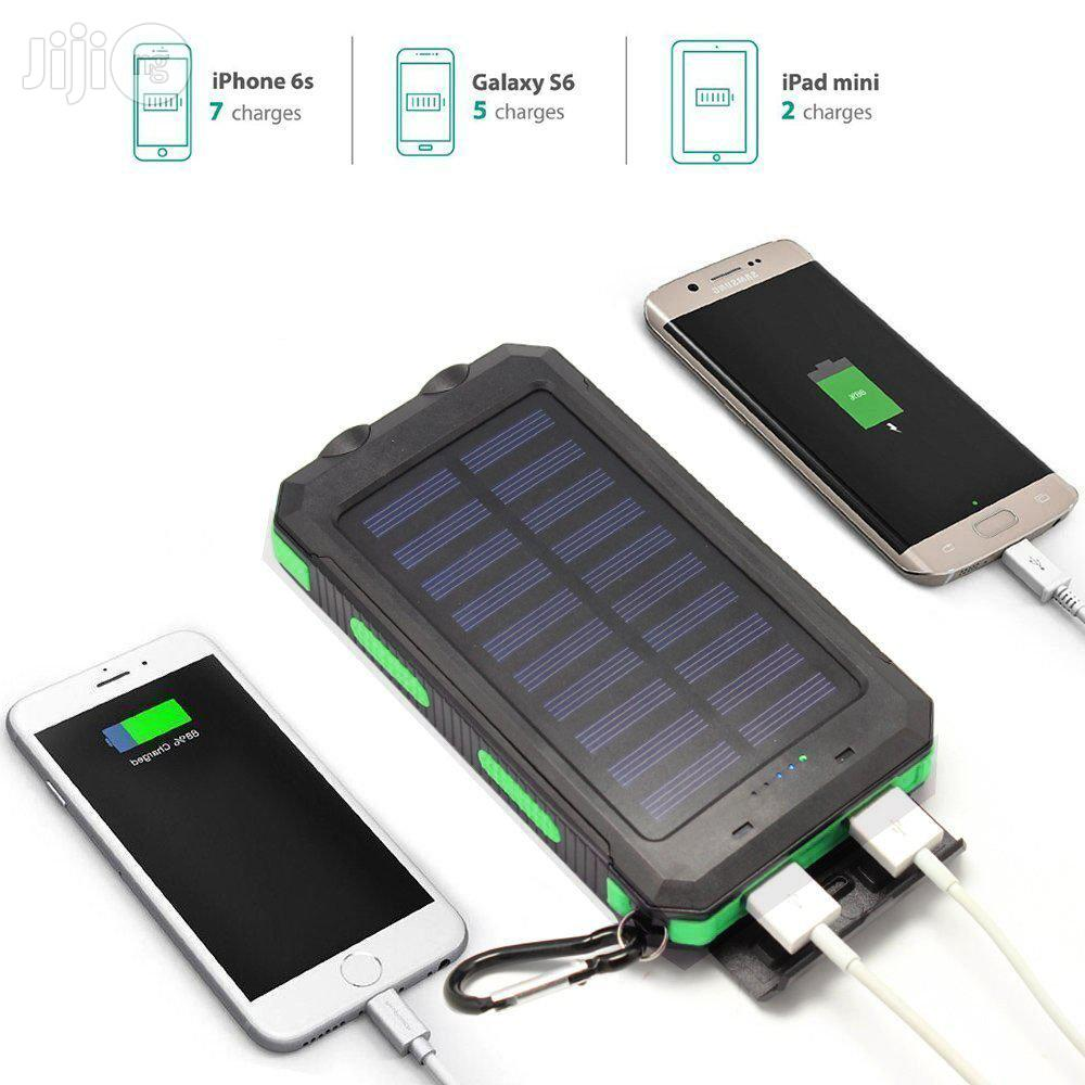 Solar Charger, Solar Power Bank