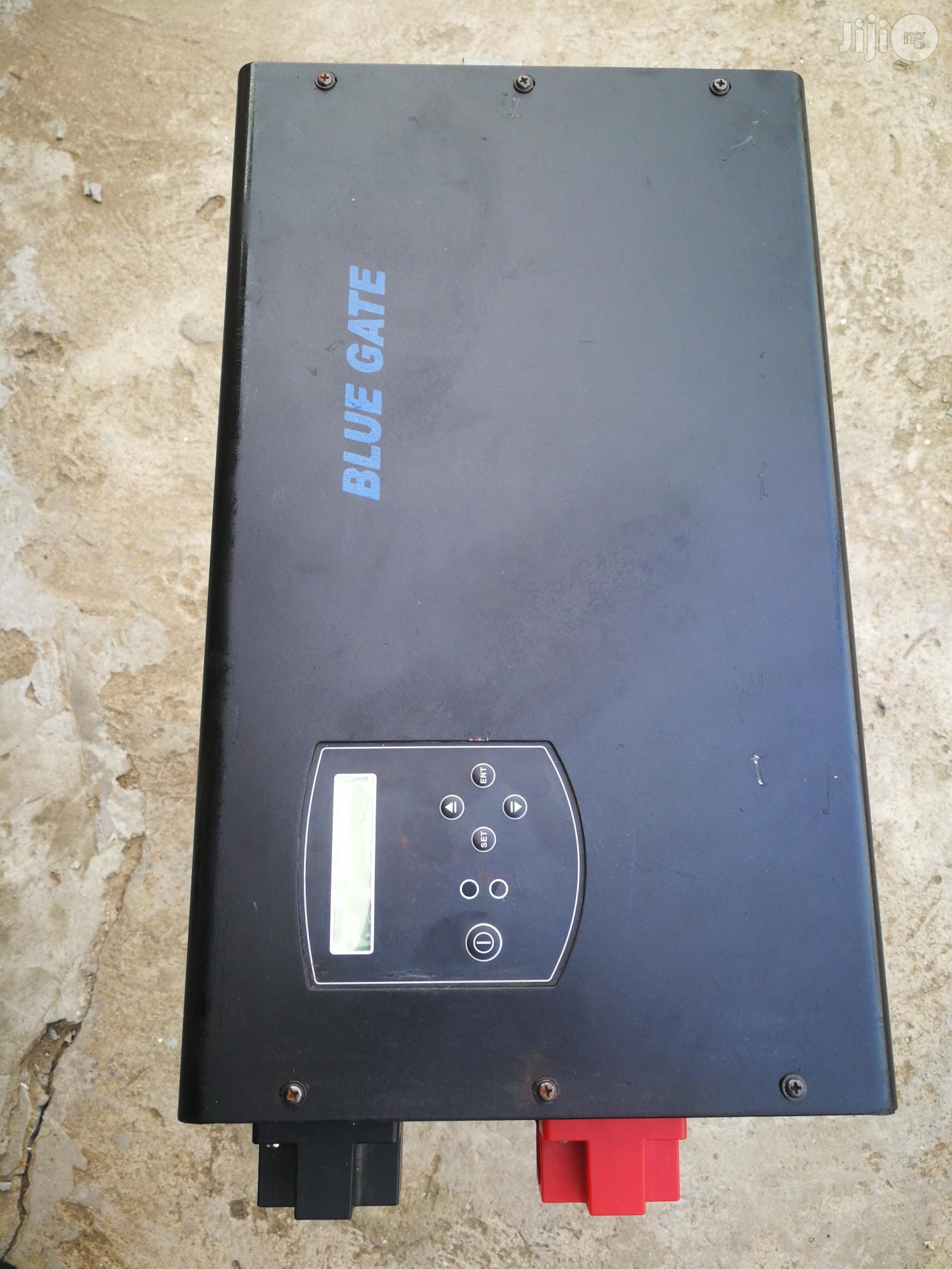 5kva/24V Bluebgate Inverter