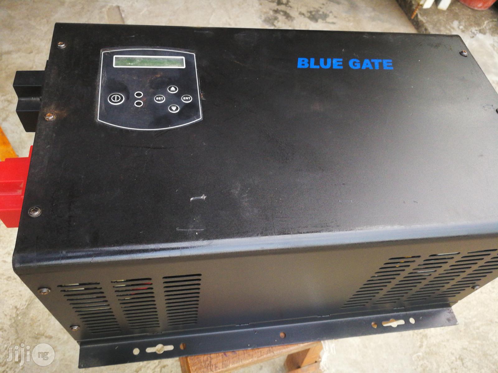 5kva/24V Bluebgate Inverter   Solar Energy for sale in Shomolu, Lagos State, Nigeria