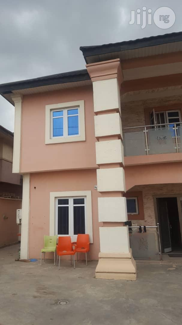 Archive: Magnificent 12bedroom Duplex In Magodo Phase1
