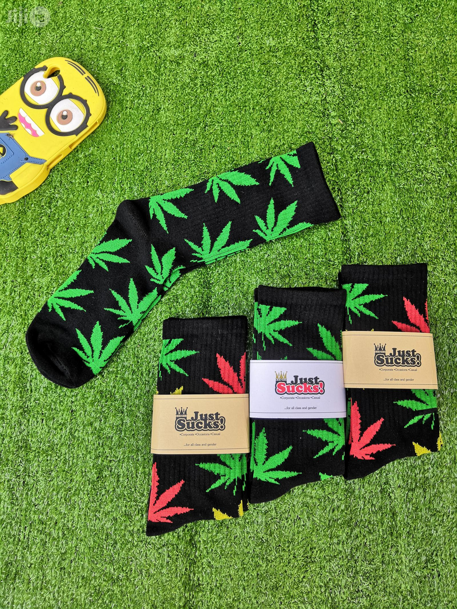 Huf Weed 420 Stoners Socks