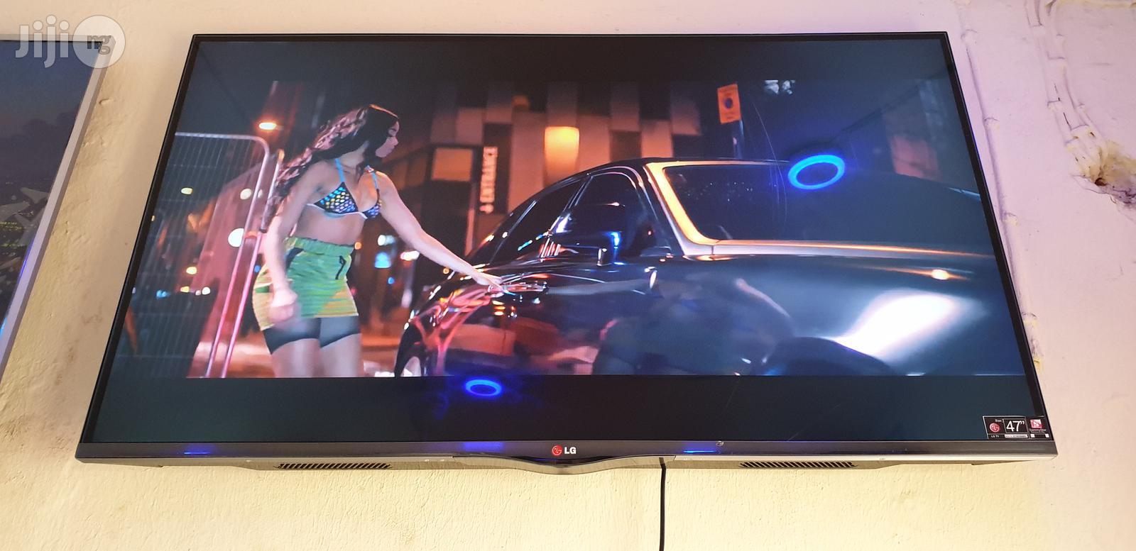 """LG Smart Full HD Led 3D Tv 47 """"   TV & DVD Equipment for sale in Ojo, Lagos State, Nigeria"""