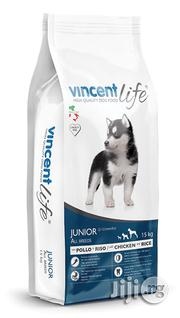 Vincent Life For Puppy 15kg   Pet's Accessories for sale in Lagos State, Agege