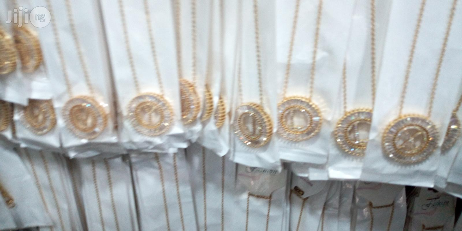 Alphabet Pendant | Jewelry for sale in Lagos Island (Eko), Lagos State, Nigeria