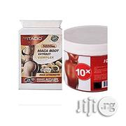 Vitacio Maca Root Extract Complex and Botcho Cream 10x B12   Sexual Wellness for sale in Lagos State
