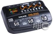 Nux Modelling Guitar Effect Processor Mg200 | Musical Instruments & Gear for sale in Lagos State, Lagos Island