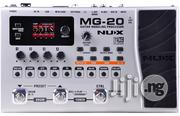 Nux Guitar Multi-effect Processor Mg-20 | Musical Instruments & Gear for sale in Lagos State, Lagos Island