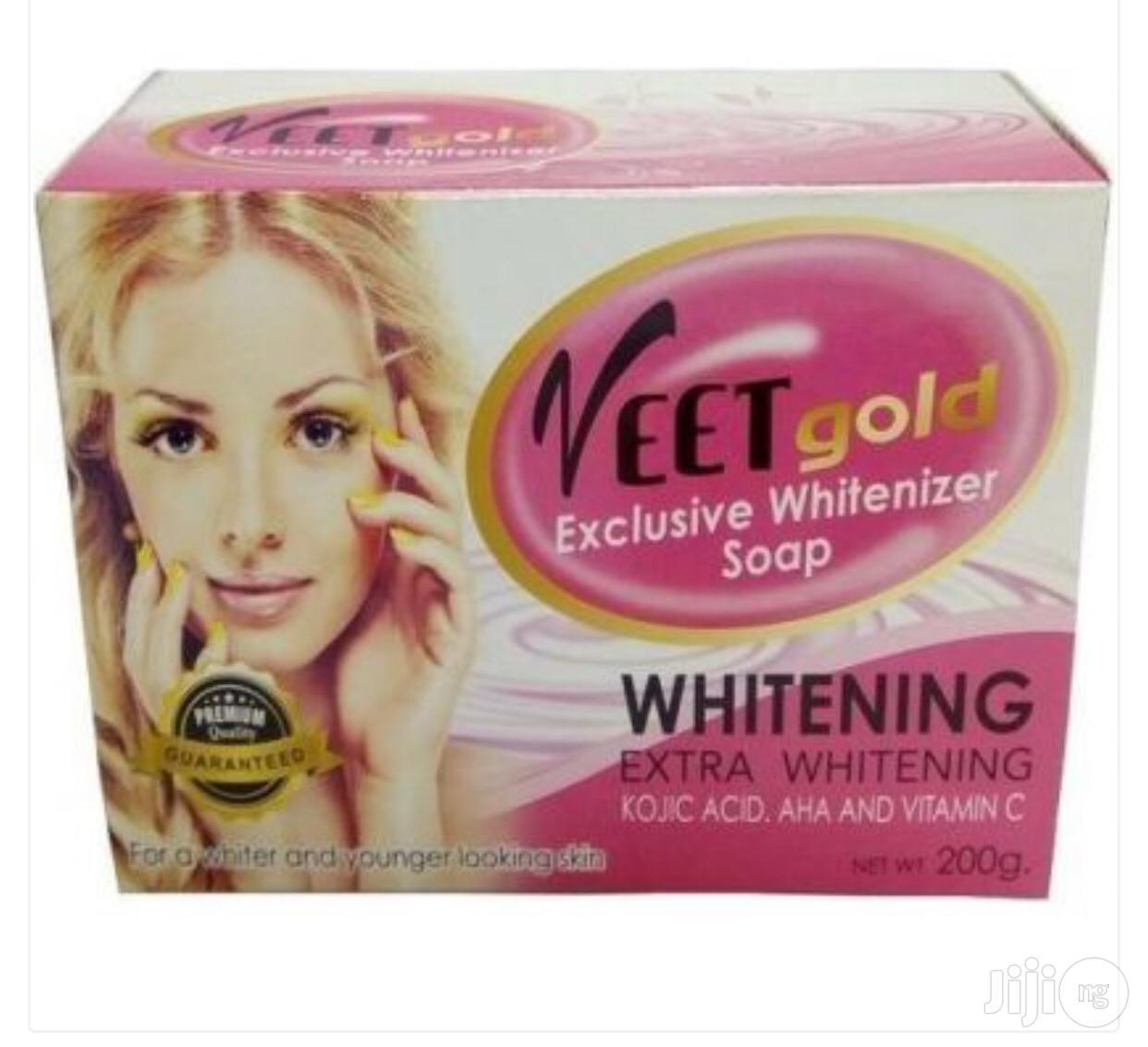 Veetgold Soap