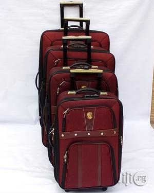 Alluring 4 In 1 Fancy Luggages   Bags for sale in Lagos State, Ikeja