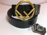 Original Fendi Fashionable Belt | Clothing Accessories for sale in Lagos State, Lagos Island