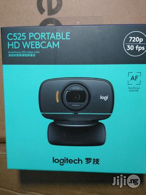 Logitech C525 Portable HD Webcam.   Computer Accessories  for sale in Lagos State, Ikeja
