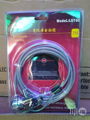 Noteboook Cable Lock | Computer Accessories  for sale in Lagos State, Ikeja