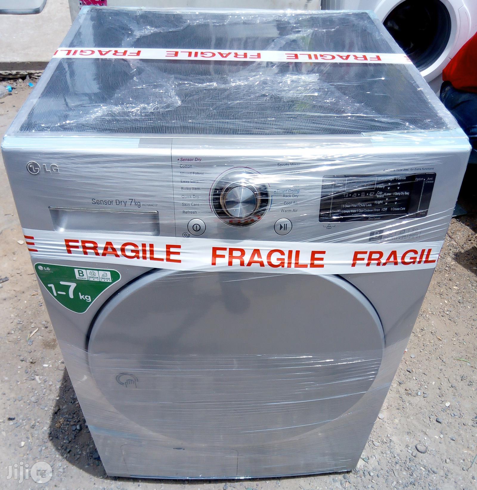 LG 7kg Sensor Dryer