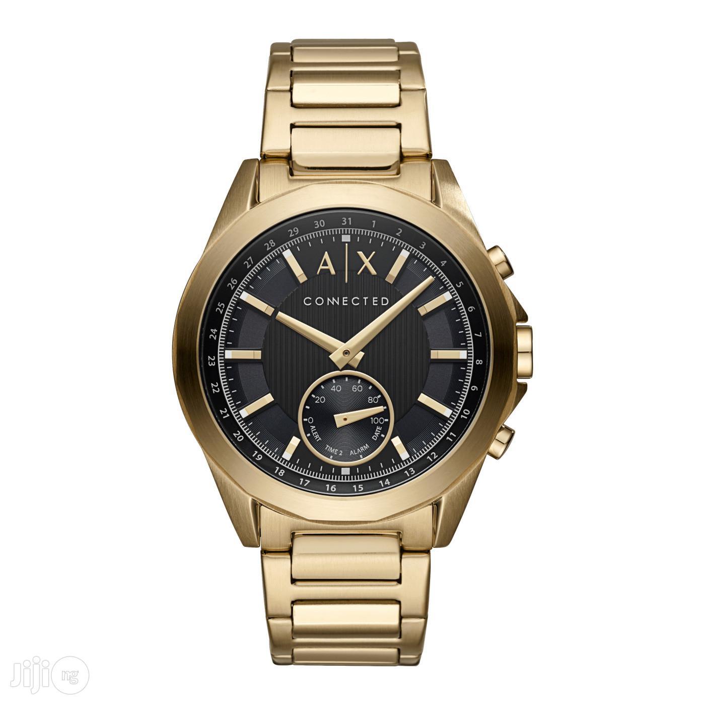 Armani Exchange Hybrid Smart Watch