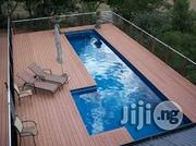Durable And Effective Fibreglass Swimming Pools Construction | Building & Trades Services for sale in Delta State, Warri