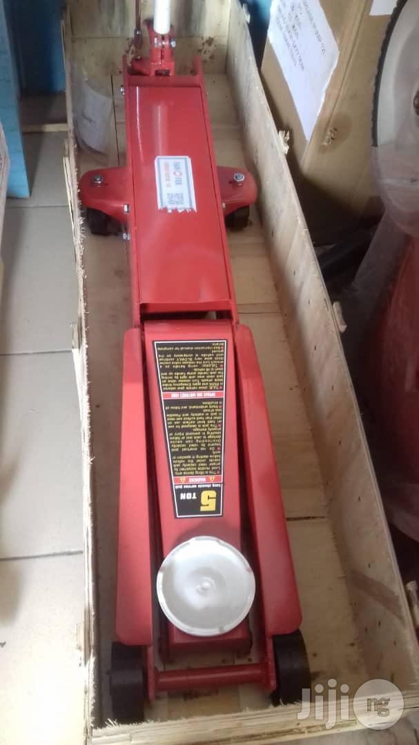 Hydraulic Jack 5 Ton