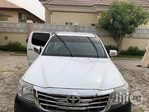 Foreign Used Toyota Hilux 2013 White | Cars for sale in Lagos State, Victoria Island