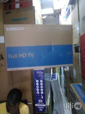 "Samsung 43"" Led Tv   TV & DVD Equipment for sale in Lagos State, Ojo"