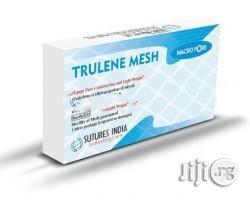 Trulene Mesh Mono-filament Polypropylene Non-absorbable Surgical Mesh - 1 Sheet