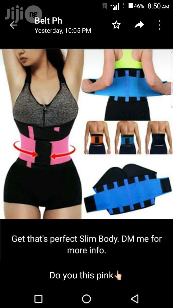 Tummy Belt