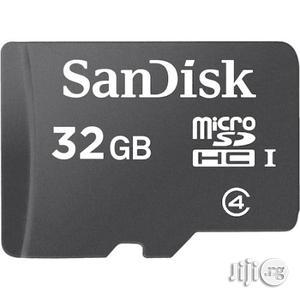 Sandisk 128GB 64GB 32GB Micro SDHC Memory Card   Accessories for Mobile Phones & Tablets for sale in Lagos State, Ikeja