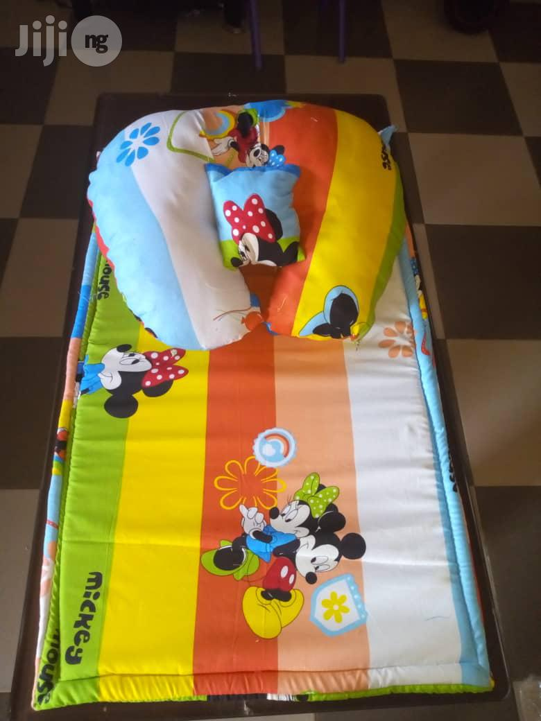 Archive: Improved Baby Mat-Set With Pillow Rest