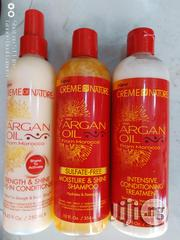 Cream Of Nature Leavin, Shampoo And Rinse Out Conditioner | Hair Beauty for sale in Lagos State
