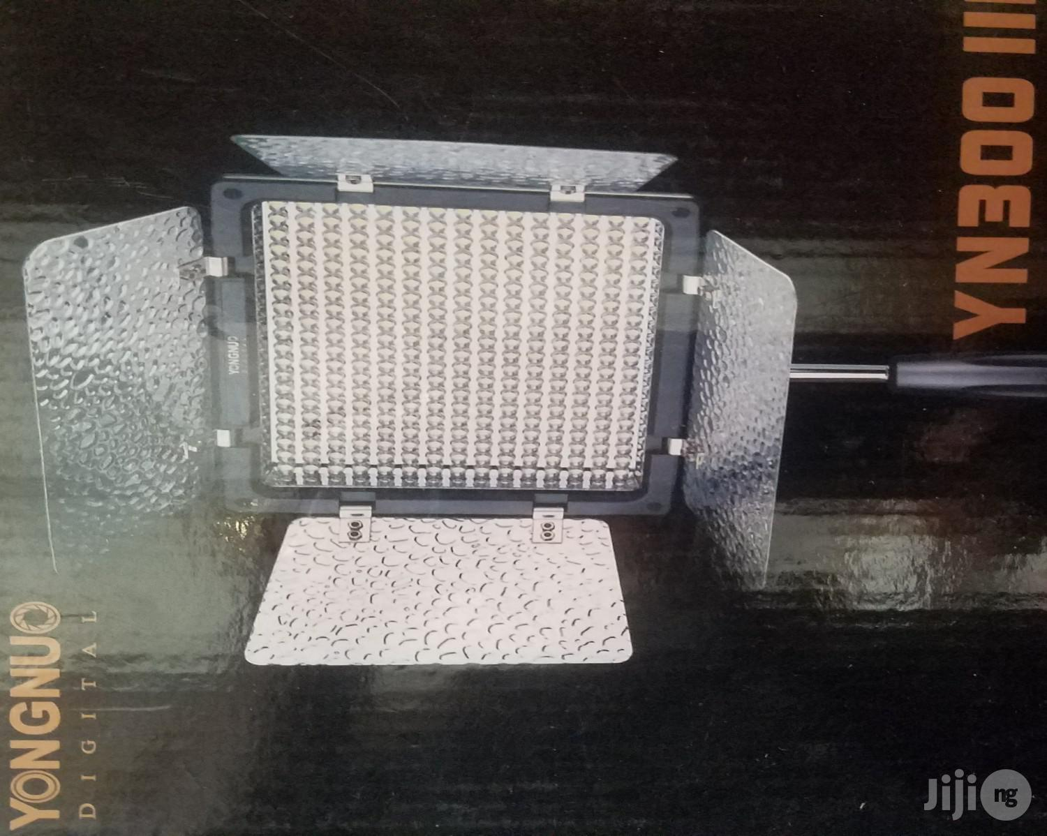 Yongnuo Pro Led Video Light Yn300ii | Accessories & Supplies for Electronics for sale in Lagos Island (Eko), Lagos State, Nigeria