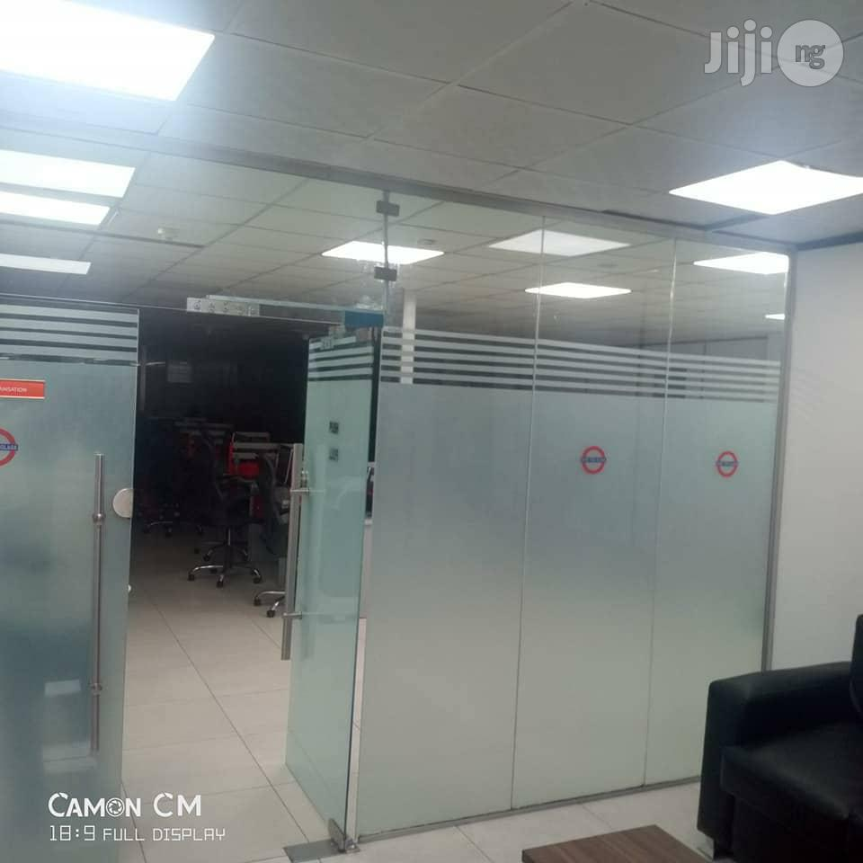Office Partition | Building & Trades Services for sale in Mushin, Lagos State, Nigeria