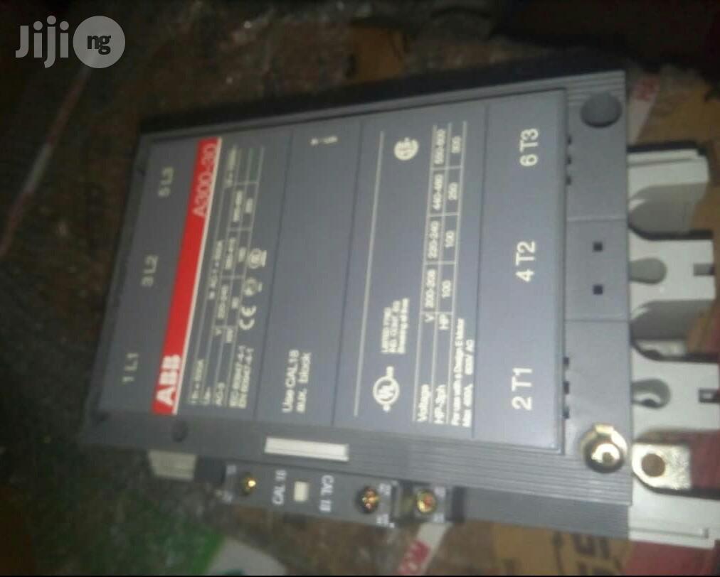 Af300 Abb Contactor