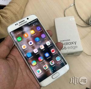 Samsung Galaxy S6 edge 32 GB White | Mobile Phones for sale in Rivers State, Port-Harcourt
