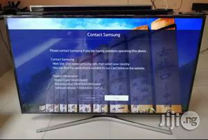 UHD 4K Samsung Smart Flat Led Tv 48 Inches   TV & DVD Equipment for sale in Lagos State, Ojo