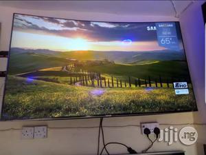 "Premium UHD 4K Samsung Smart Curved Led TV 65"" | TV & DVD Equipment for sale in Lagos State, Ojo"
