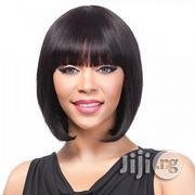 Bob Wig Hair- Fringe   Hair Beauty for sale in Lagos State, Ikeja