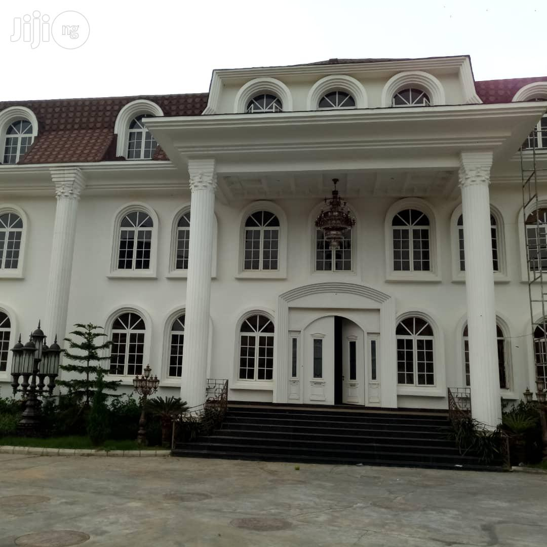 An Exquisitely Built World Class Mansion In The Heart Of Asokoro Abuja Nigeria