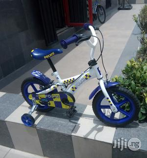 Police Tubeless Children Bicycle   Toys for sale in Rivers State, Port-Harcourt