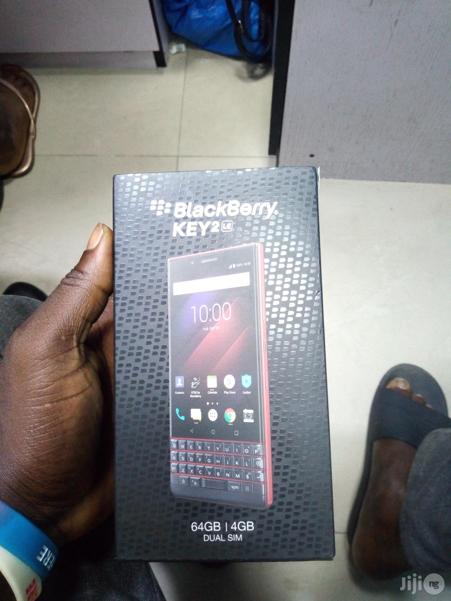 New BlackBerry KEY2 LE 64 GB Black | Mobile Phones for sale in Victoria Island, Lagos State, Nigeria