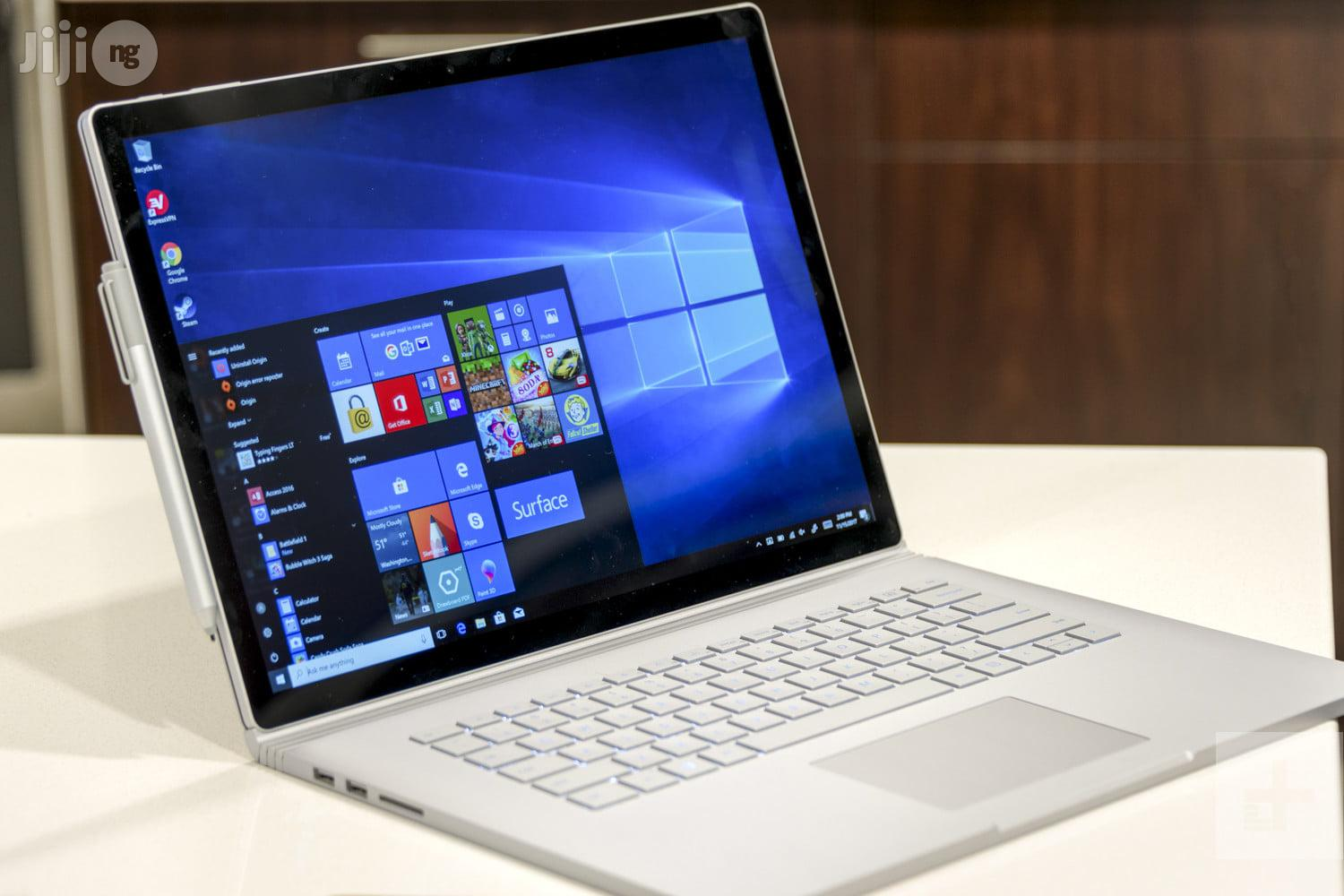 Archive: Surface Book 2 500GB HDD 16GB RAM