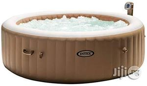 Intex 6 Persons Purespa Bubble Massage Hot Tub   Sports Equipment for sale in Rivers State, Port-Harcourt