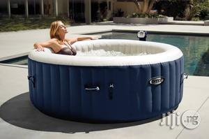 Intex Pure Spa Bubble Massage Hot Tub   Sports Equipment for sale in Rivers State, Port-Harcourt