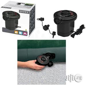 Quick Fill Intex Electric Pump For Inflating And Deflatimg Inflatables   Sports Equipment for sale in Rivers State, Port-Harcourt